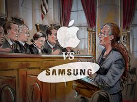 來看看蘋果控訴三星(Google)的五項專利