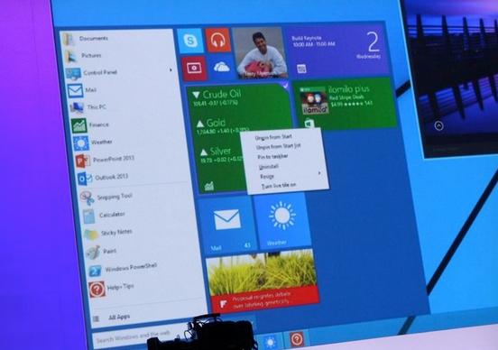 微軟終於放棄堅持,將開始選單放回 Windows 8.1 了