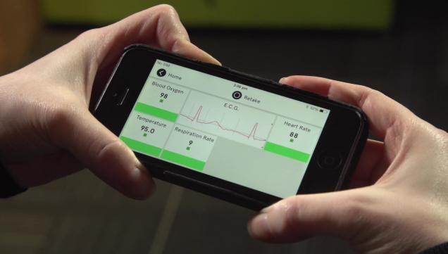 Wello:健康穿戴式產品,檢查血壓、心律、體溫一個手機殼就夠了 | T客邦