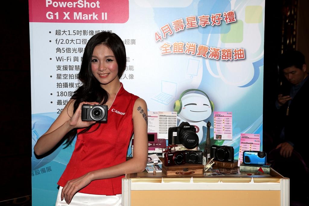 2014 春電展相機優惠價格整理:全片幅單眼搭配指定鏡頭,最高省 11,000 元