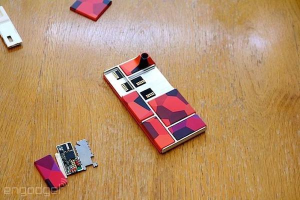 Project Ara 模組化手機更多細節:最低50 美元,外觀略厚重