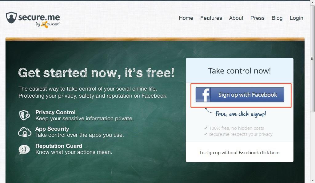 檢查你的臉書安全性指數
