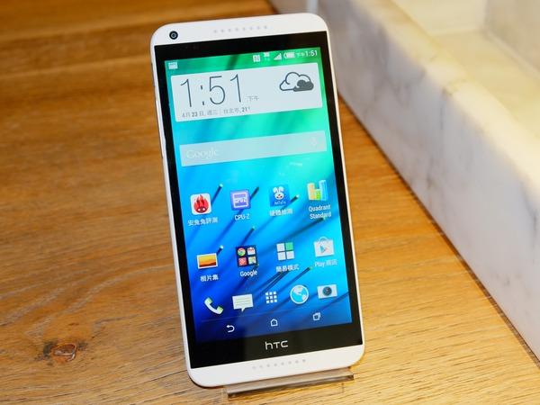 平價 LTE 萬元有找,HTC Desire 816、Desire 610 五月開賣