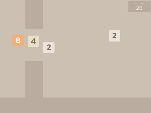 融合 Flappy Bird 與 2048,Flappy48 遊戲難度再翻倍