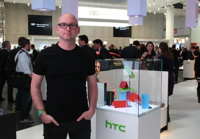 HTC One 設計主導者即將從公司離職