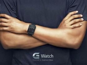 LG G Watch確定將在6月發表 售價199歐元