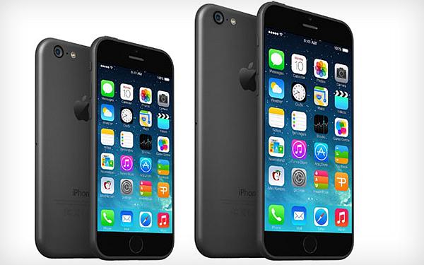 iPhone 6 模型流出,取消玻璃材質採全金屬機身?
