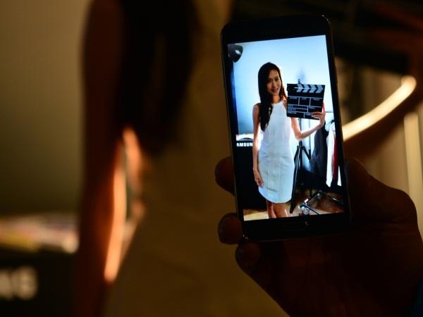 Samsung GALAXY S5「HDR不怕逆光拍照大挑戰」92%體驗者贊同:更趨近實景、更多細節!