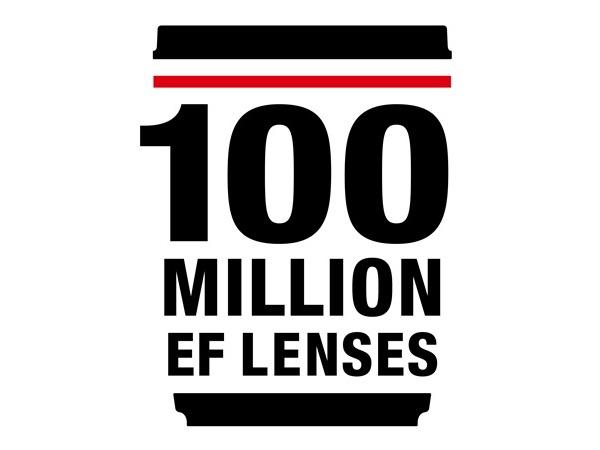 Canon世界第一的成就:EF可交換鏡頭生產量突破1億支!