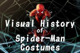 各年代的蜘蛛人齊聚一堂 超級英雄的風貌演進