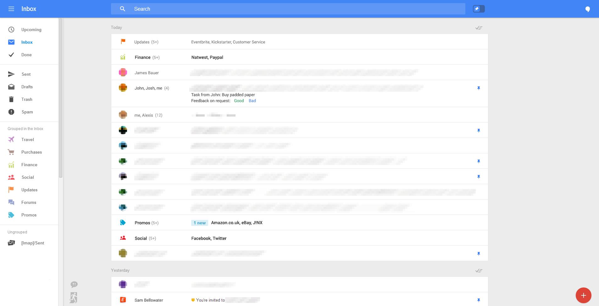 新版 Gmail 設計,也許你接受不了