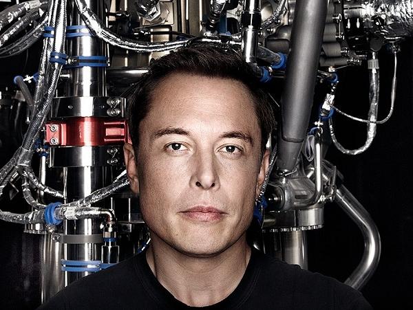 Elon Musk:同時顛覆不同行業的科技狂人