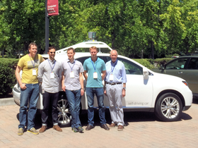 Google 自動駕駛車「試坐」心得:安全性高,但商業化之路依然遙遠