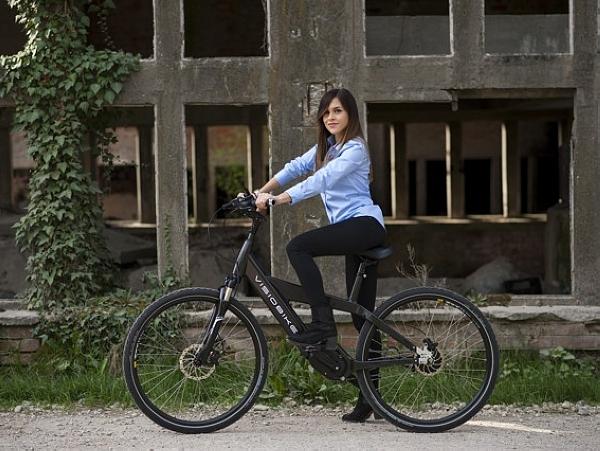 1台19萬台幣的智慧型電動自行車 Visiobike :能導航、錄影還能防盗