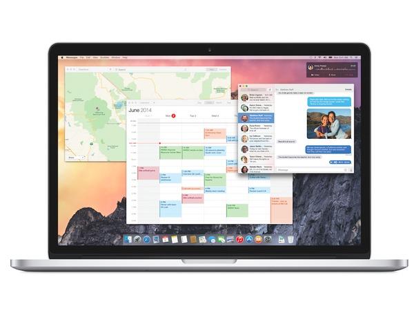 WWDC 2014:OS X Yosemite 視覺、效能大翻新,緊密連結 Mac 與 iOS 產品