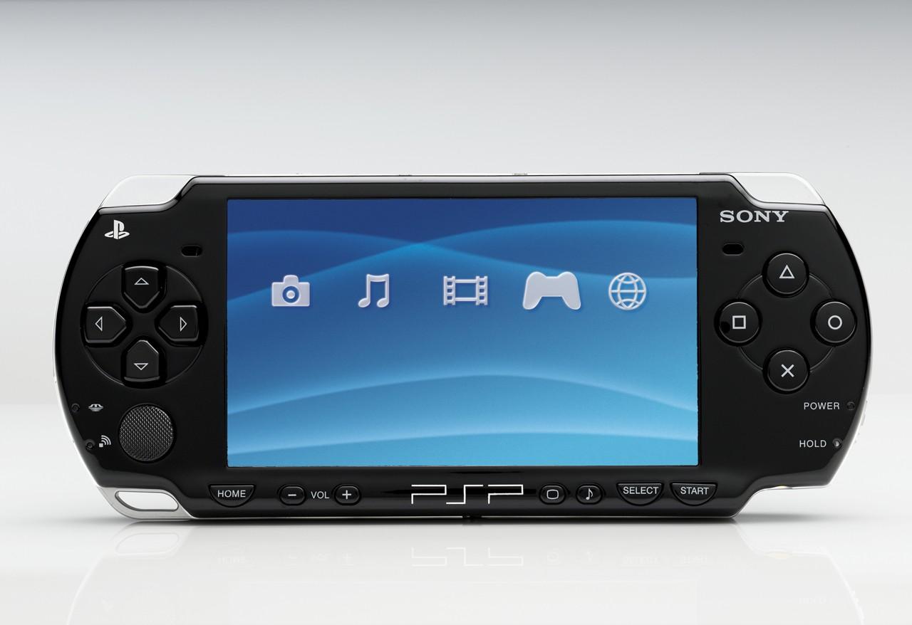 開賣十年劃下句點,Sony PSP 掌上型遊戲機將在日停售