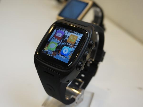 Computex 2014 :穿戴式裝置產品眾多,插 SIM 卡、搭配手機用都可以