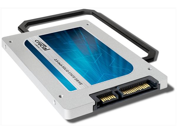 Crucial MX100 SSD率先採用16nm快閃記憶體,更便宜且可靠度不變