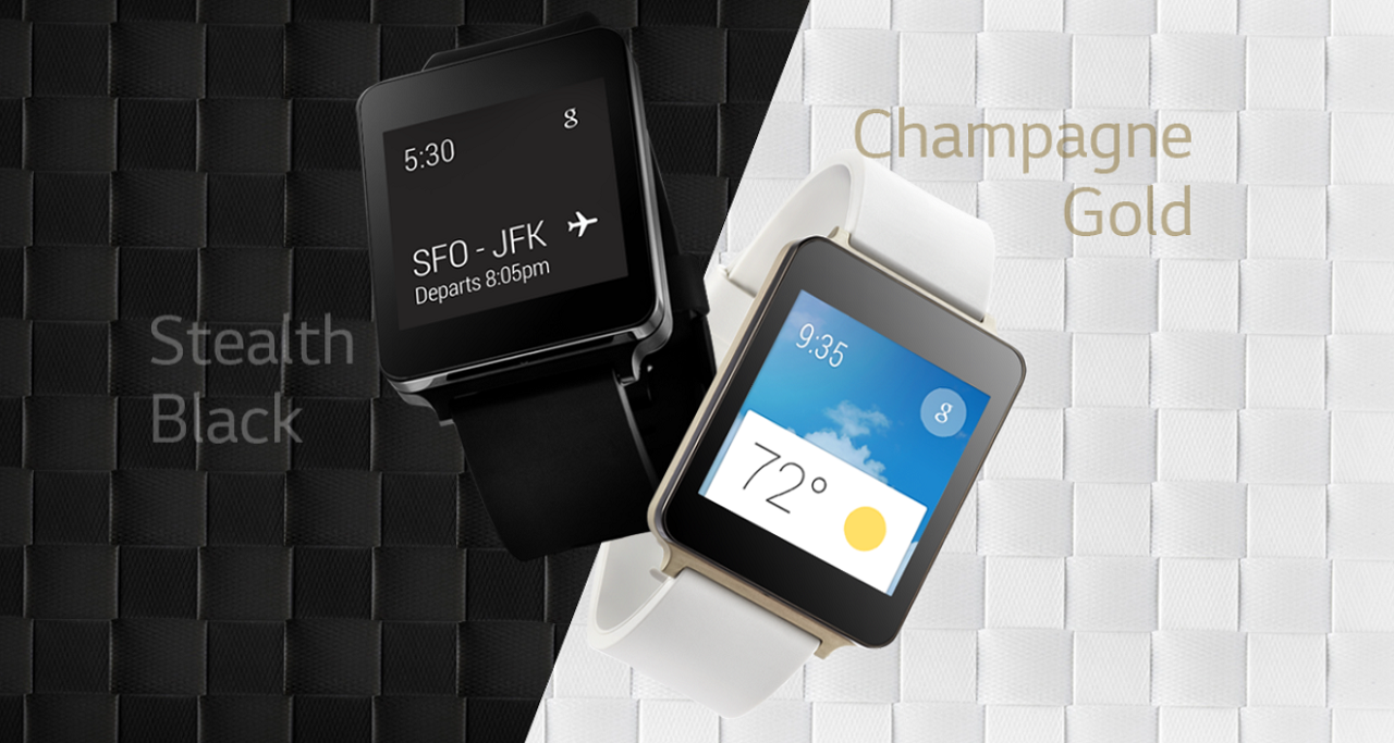 LG G Watch 智慧手錶詳細規格流出,4GB 儲存、512MB 記憶體,36 小時待機時間