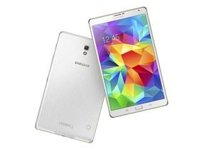 Samsung GALAXY Tab S 玩轉繽紛色彩。市售最先進的行動顯示科技,色彩更豐富、明亮、栩栩如生!