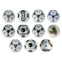 世界杯專用球進化史:從黑白到多彩,都是科技的結晶