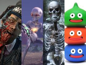 遊戲界的砲灰排行榜 被宰很大的可憐蟲