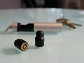 Earin:號稱「全球最小的無線藍牙耳機」