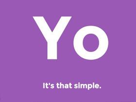 史上最無聊的社交應用程式 Yo 走紅了