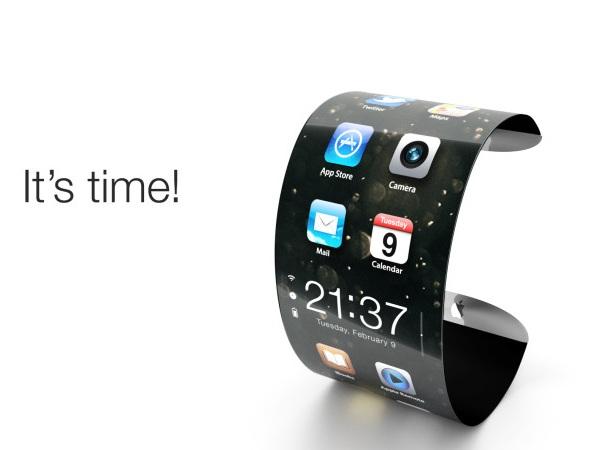 iWatch 近了,蘋果將於十月發表 2.5 吋智慧型手錶