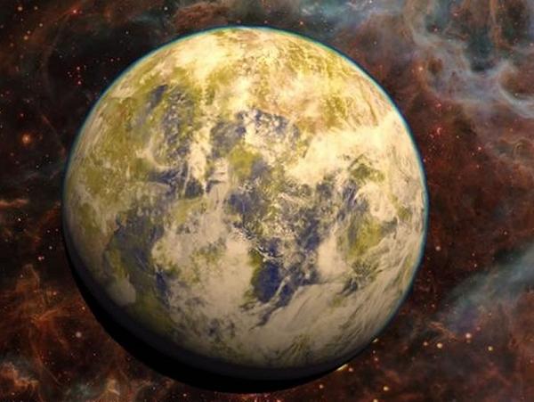 Gliese 832c:最靠近地球的「超級地球」