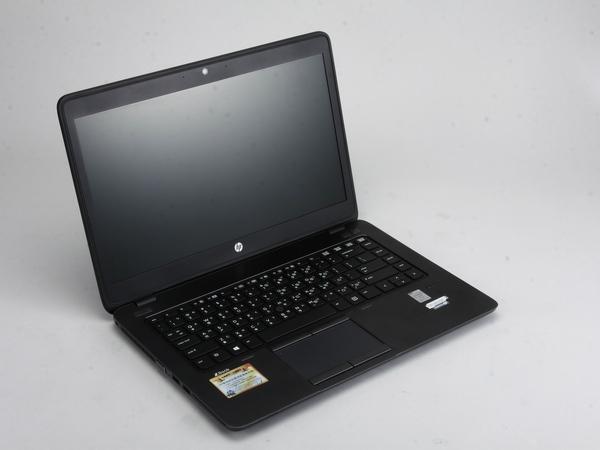 HP ZBook 14:內建AMD FirePro繪圖卡的14吋Ultrabook
