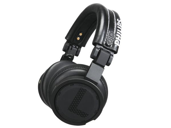 Philips A5-PRO:家電老廠攻頂之作,名人加持DJ監聽耳機