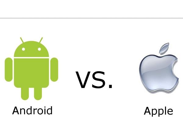 iOS向左,Android向右,智慧型手機將進入一個全新的時期