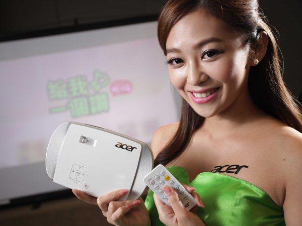 宏碁提供完整投影機解決方案 超值、專業、短焦/超短焦、家用娛樂及LED行動投影機