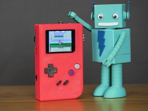 最低3,340元,自己打造任天堂 Game Boy 不是夢