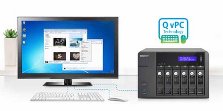 創造雲端趨勢引領 NAS 新未來,威聯通科技敬邀參加  QvPC 成果暨 x53 Pro NAS 系列發表會