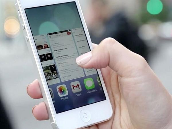 iOS 7 冷知識:如何一次過關閉 3 個 Apps?