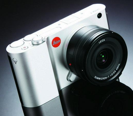 Leica T 向消費級相機靠攏,支援Wi-Fi,觸控,但價格依然昂貴