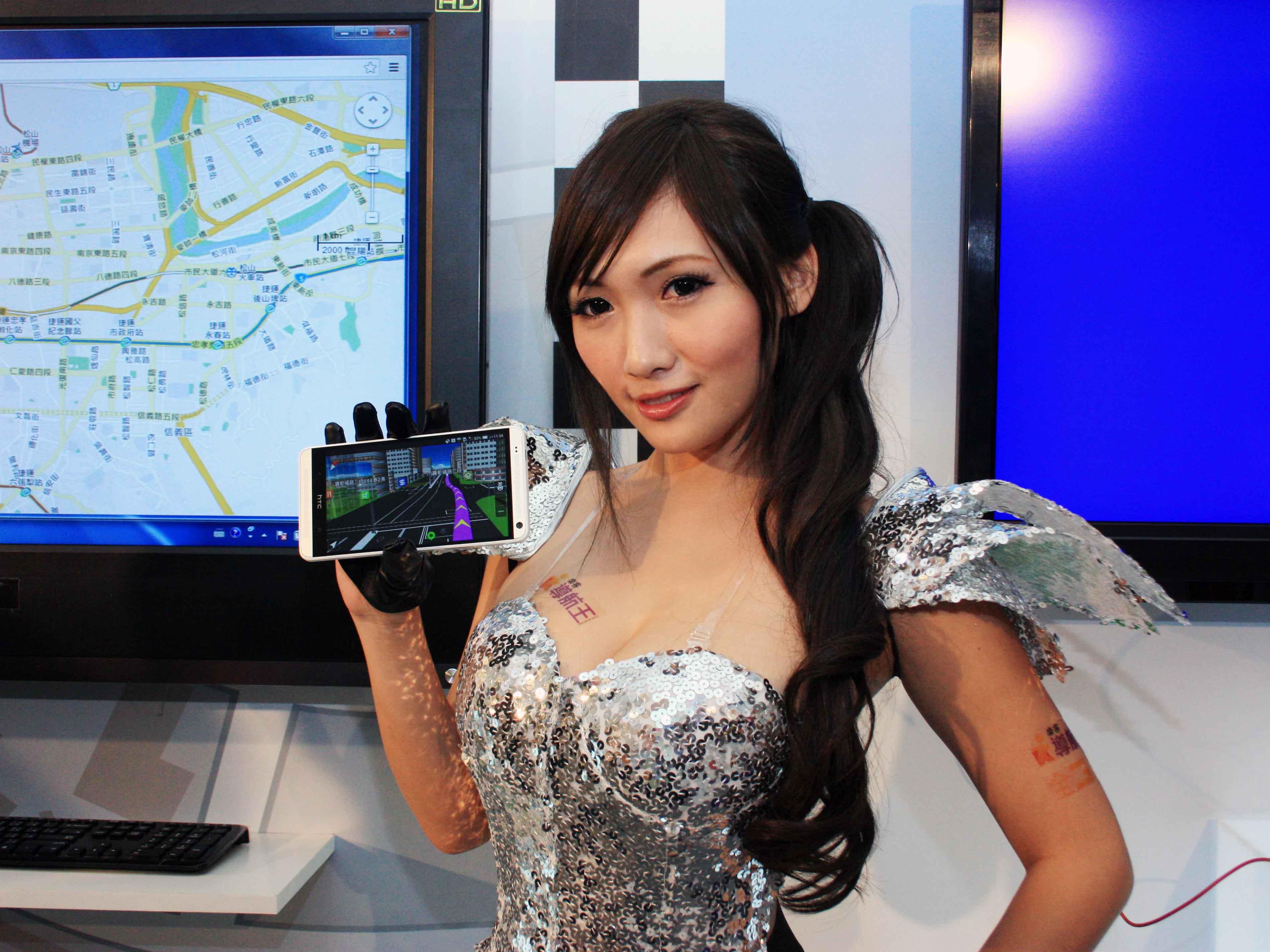 導航王全3D導航軟體 就像身歷其境的導航