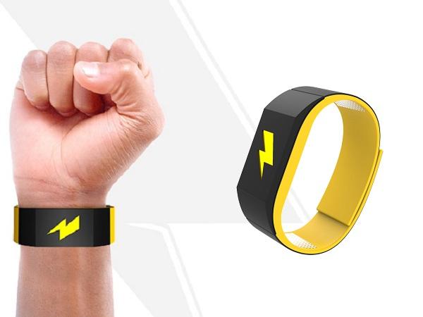 運動量不足就會電你的智慧型手環,誰敢不認真運動?