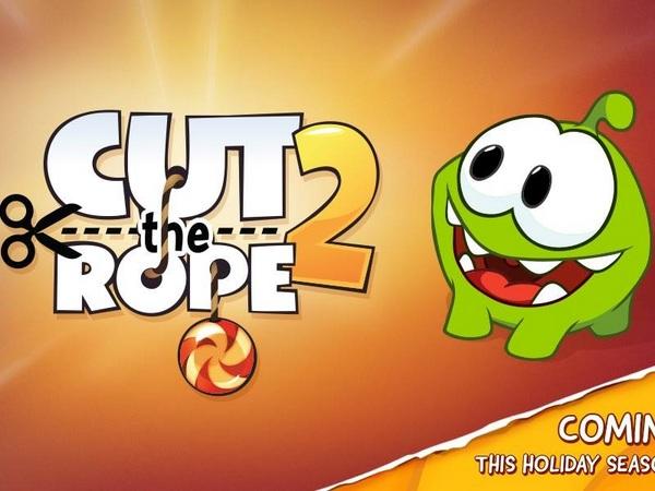 《Cut the Rope 2》愛吃糖果的小魔怪回來啦!多種玩法難度更高等你挑戰
