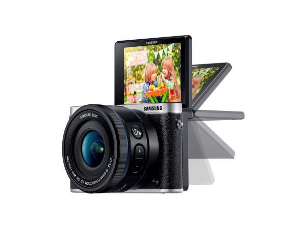 三星全新無反光鏡數位相機NX3000復古新登場