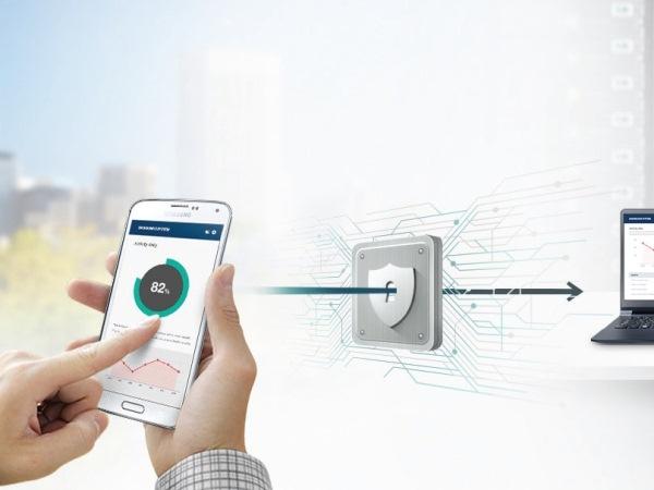 國防等級認證 Samsung KNOX 2.0讓企業資安固若金湯