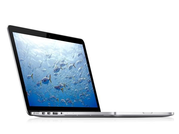 Apple MacBook Pro with Retina Display 規格升級又降價,最大降幅 5,000 元