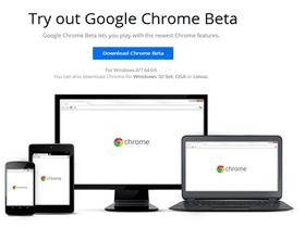終於來了! Chrome推出64-bit版 beta開放下載