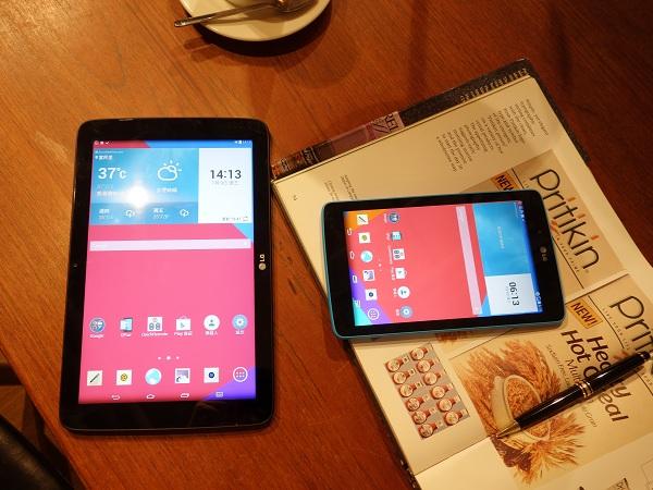 LG G tablet 10.1 評測:可愛外型的繽紛平價中階平板