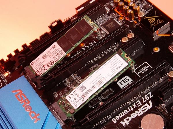 8款M.2、mSATA固態硬碟效能實戰:高規格顆粒加持,尺寸小效能不落漆