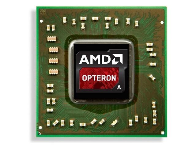 AMD發表ARM架構伺機器處理器Opteron A1100