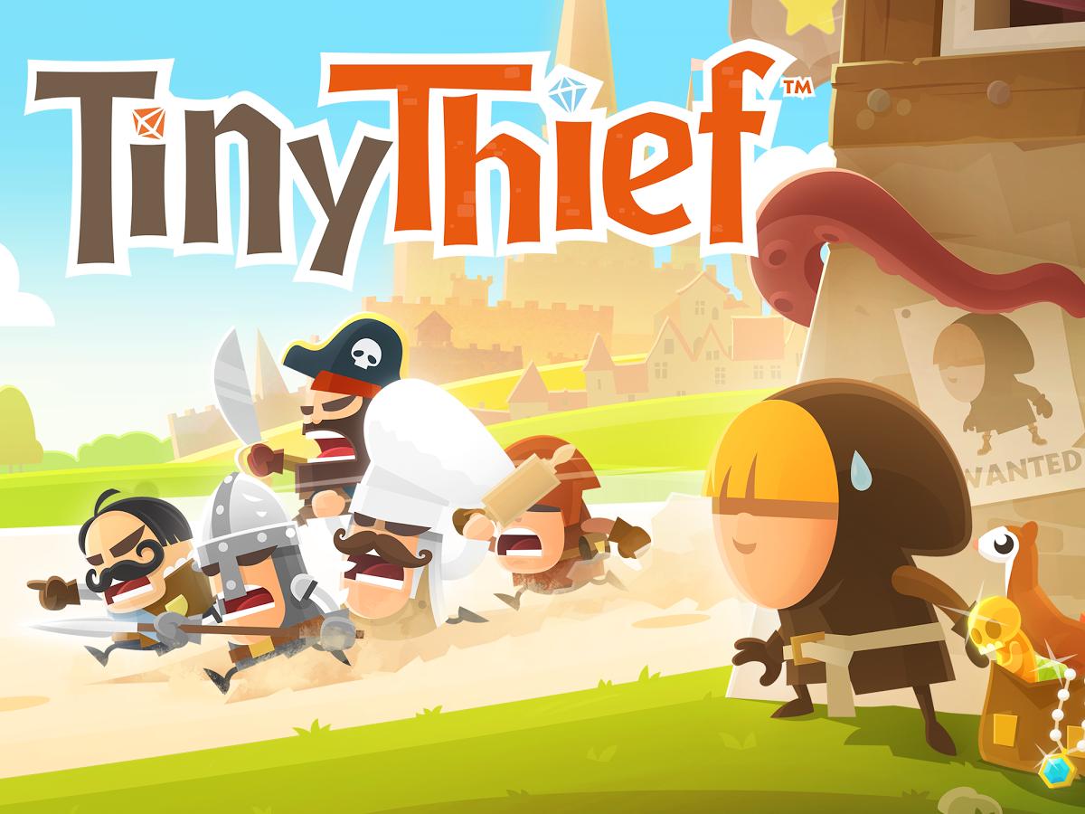 Tiny Thief 全關卡滿星攻略