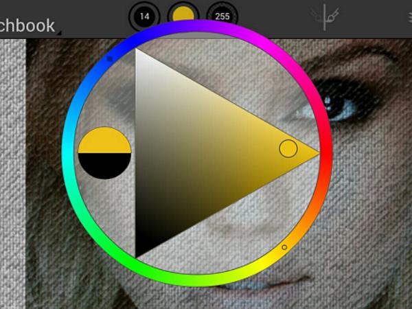 上手 Corel Painter Mobile 免費下載,圖層、畫筆、紙質特效功能全都有